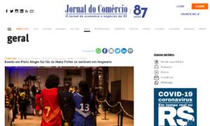 Jornal do Comércio anuncia MagicCon 2018